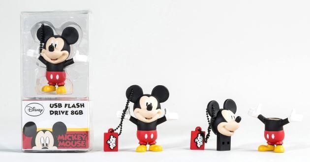 Disponibili le Chiavette USB Disney di Topolino, Pippo, Paperino e Minnie