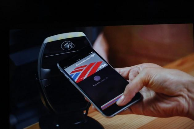 Apple Pay viene sempre piu' usato negli USA