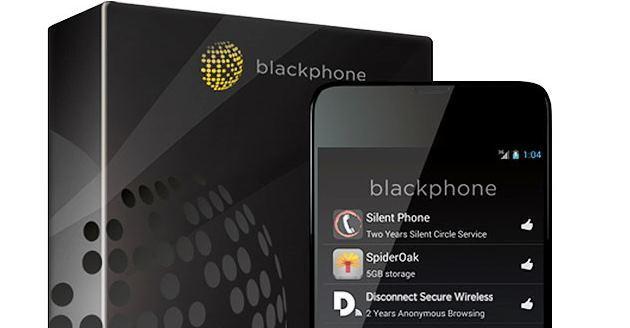 Blackphone si aggiorna: arrivano App Store e Spaces