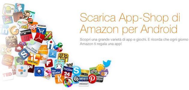 Amazon regala oltre 85 euro di applicazioni in occasione del capodanno