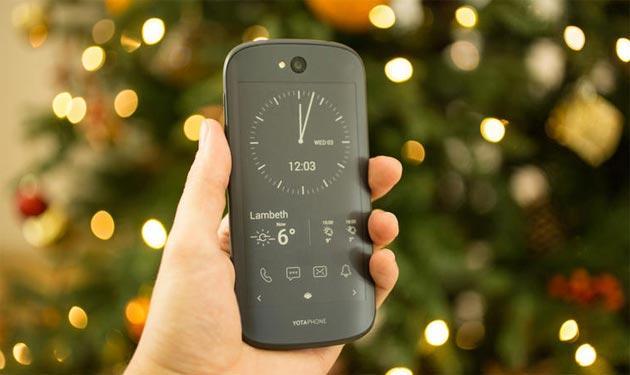 YotaPhone 2, in Europa il telefono russo con doppio schermo