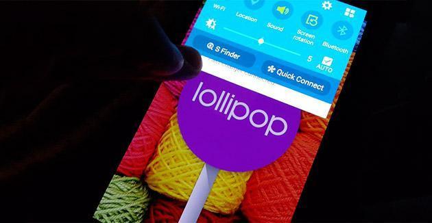 Samsung Galaxy Note 4 e Edge otterranno direttamente Android 5.0.1 Lollipop