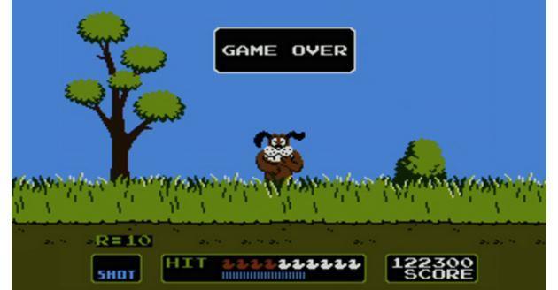 Per la Wii U arriva Duck Hunt, un videogioco storico firmato Nintendo