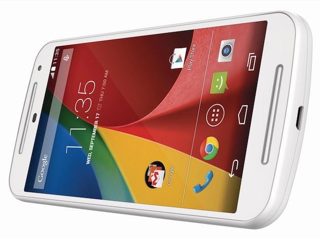Motorola Moto G 2014 LTE appare in rete: batteria e memoria migliori