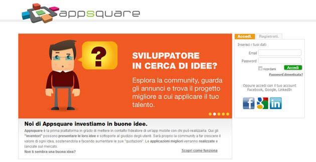 AppSquare, 3 Italia lancia il Contest Game per sviluppatori di App