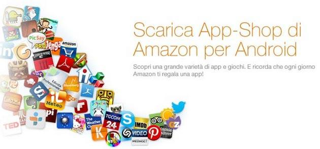 Amazon per Natale 2014 regala 175 euro di App