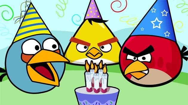 Angry Birds compie 5 anni, Rovio licenzia per calo introiti