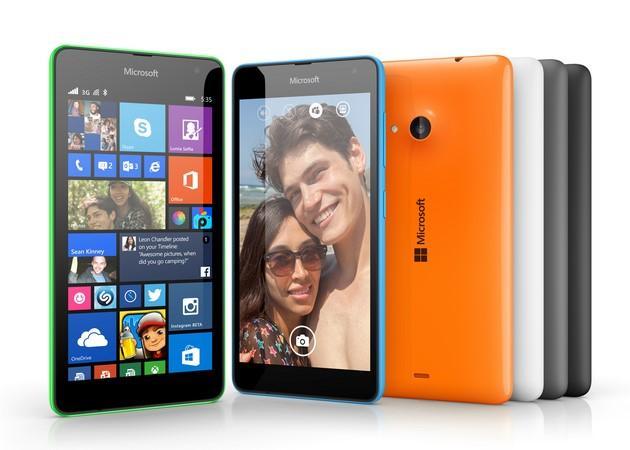 Microsoft Lumia 535 Dual SIM: test durata della batteria