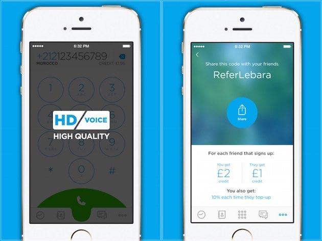Lebara Talk: app gratuita Android ed IOS per chiamate Internazionali Low Cost