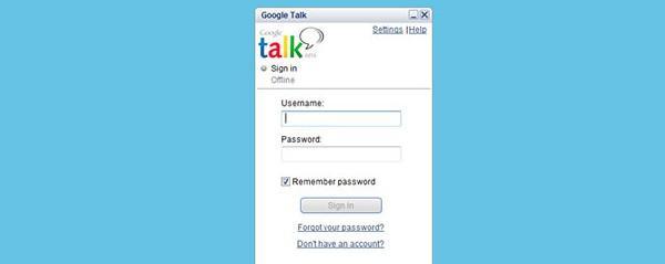 Google Talk chiude sul desktop il 25 febbraio