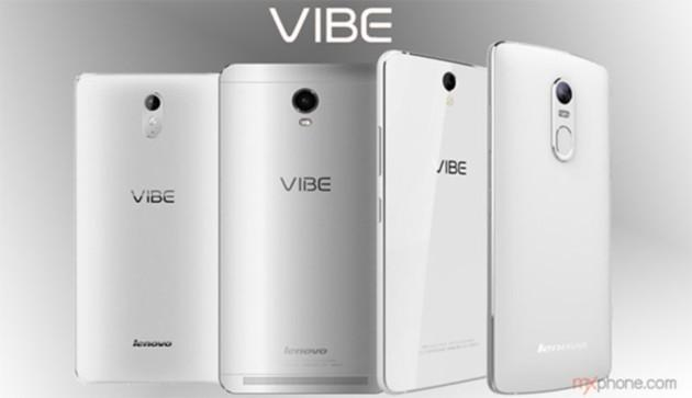 Lenovo Vibe X3, S1, P1 e P1 Pro: specifiche e foto rivelate