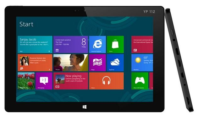 Yashi TabletBook Note X2 nuovo tablet Windows 8.1