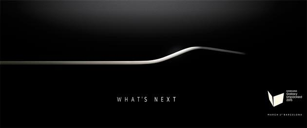Galaxy S6: diretta streaming Samsung Unpacked 2015 dal MWC 2015