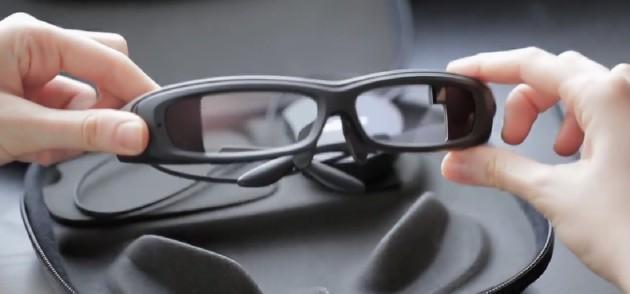 Sony SmartEyeglass, previsti in Italia dal 10 marzo a 700 euro