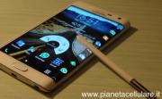 Samsung Galaxy Note Edge: Video anteprima e Prime Impressioni su Note Edge