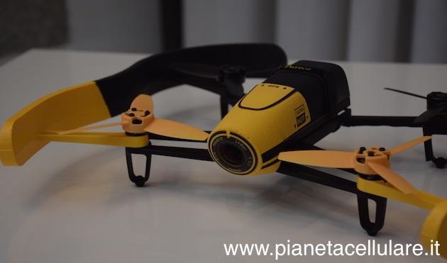 Parrot Bebop Drone, la nostra video anteprima