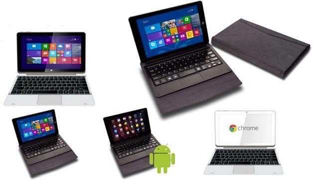 Archos svela tablet e computer portatili per le scuole: Android, Windows 8.1 e Chrome OS