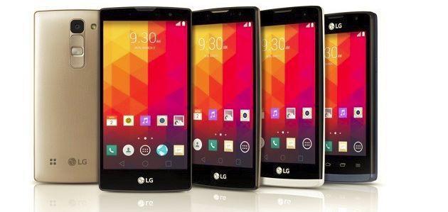 LG lancia i nuovi telefoni Magna, Spirito, Leon, e Joy