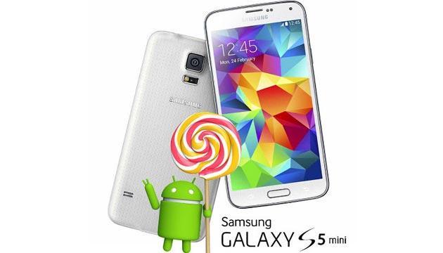 Samsung Galaxy S5 Mini, Marshmallow 6.0 disponibile dopo Lollipop