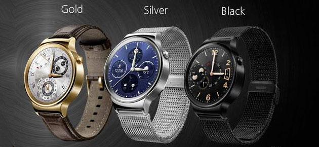 Huawei Watch, sembra rinviato al 2016 lo smartwatch Android Wear con design classico