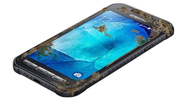 Samsung Galaxy Xcover 3 con altimetro, bussola e GPS
