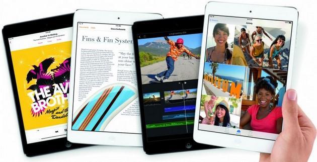 Apple, niente nuovo iPad Air 3 da 9,7 pollici nel 2015