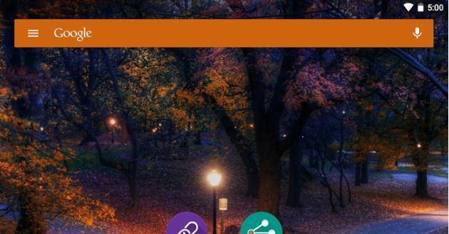 Action Launcher 3, nuovo aggiornamento disponibile