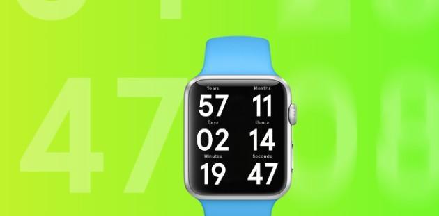 Apple Watch: Life Clock ricorda quanto tempo ti rimane da vivere