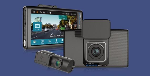 Dashcam Blackvue compatibili con iOS e Android Provate per voi