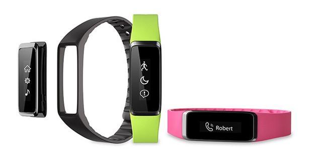 Acer Liquid Leap Plus, il nuovo braccialetto smart