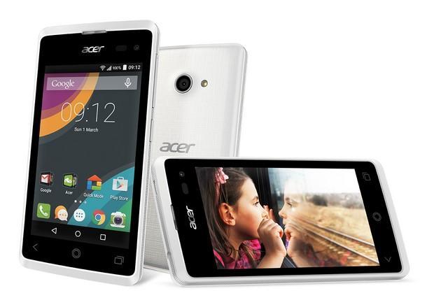 Acer Liquid Z220 e Z520: nuovi smartphone a partire da 89 euro