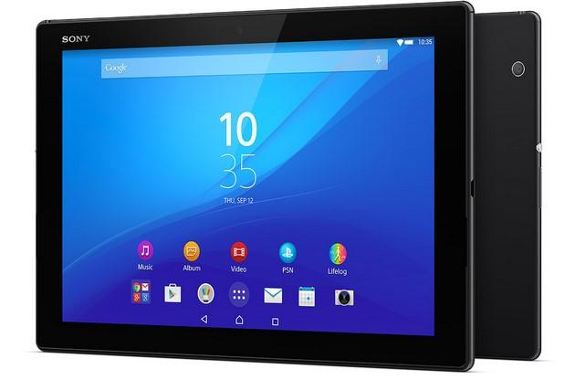 Sony Xperia Z4 Tablet: prime impressioni molto positive