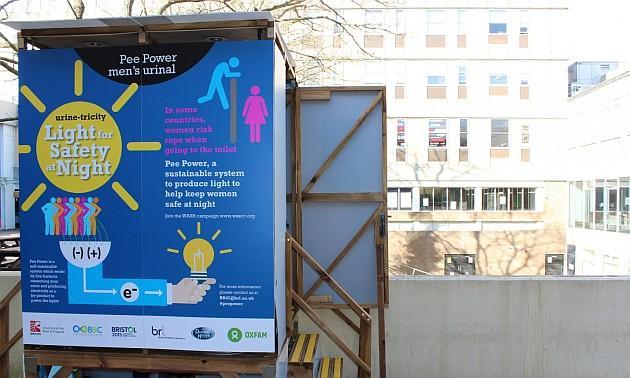 Bristol: Energia delle Urine per Illuminare i Bagni, ecco come