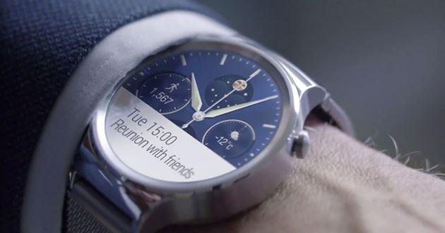 Huawei Watch ufficiale: Specifiche tecniche e galleria Fotografica