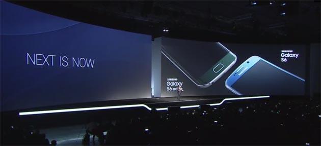 Samsung Galaxy S6 e Galaxy S6 Edge, i nuovi Top di gamma Samsung