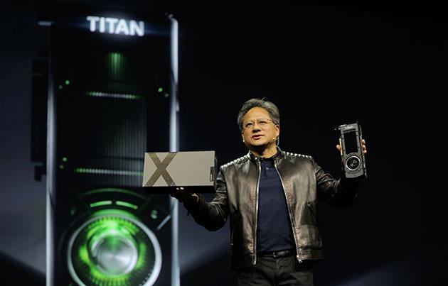 GTX Titan X di NVIDIA in vendita a 999 dollari