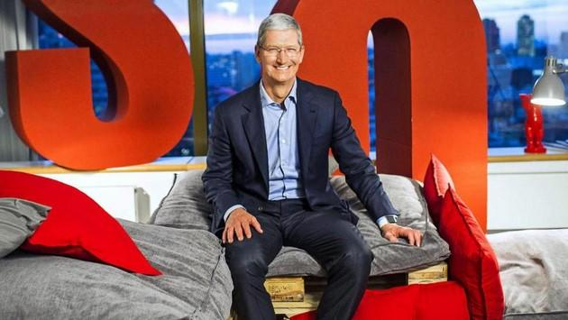 Tim Cook parla di privacy, Steve Jobs e Apple iCar