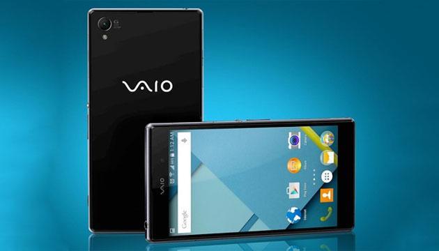 VAIO presenta Primo smartphone Android da 5 pollici