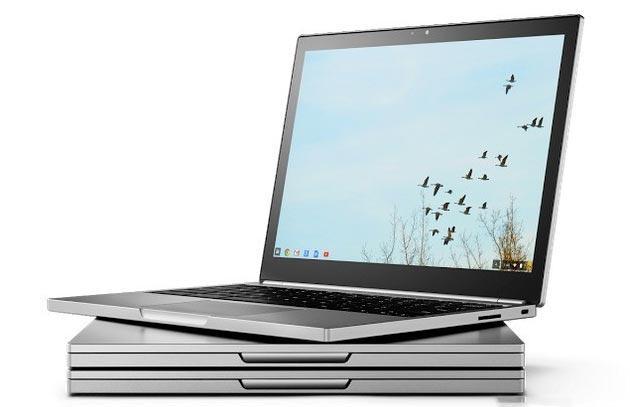 Chromebook Pixel 2 di Google con nuove porte USB Type-C