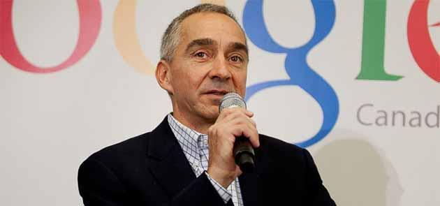 Google, il vice presidente Patrick Pichette saluta e va in pensione
