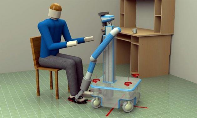 Ramcip, Progetto europeo per sviluppare Robot maggiordomi