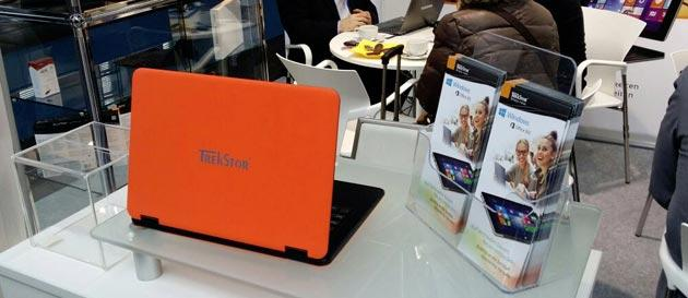 TrekStor al CEBIT 2015 col suo primo smartphone Windows Phone