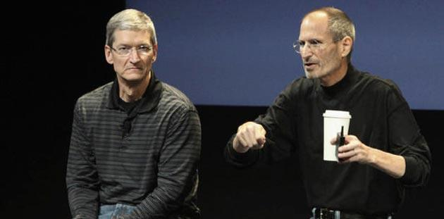 Apple: Steve Jobs ha rifiutato trapianto fegato da Tim Cook