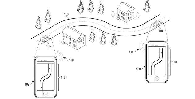 Apple brevetta tecnologia per tracciare spostamenti in tempo reale