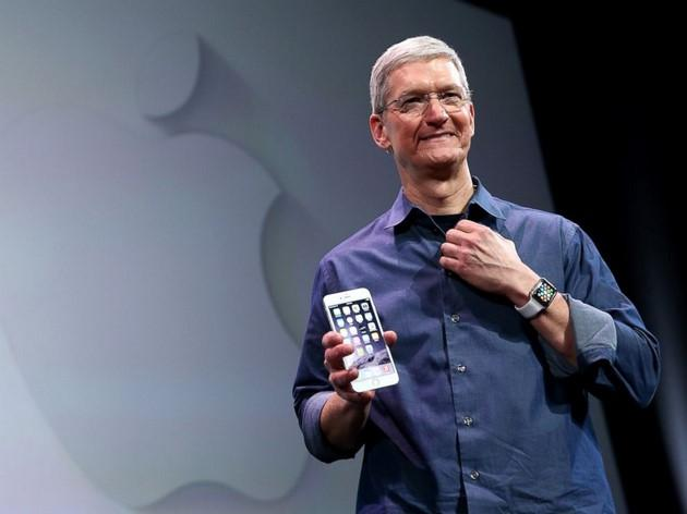 Tim Cook parla di Steve Jobs, Apple Watch e Microsoft