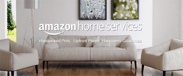 Amazon Home Services, la vetrina per professionisti
