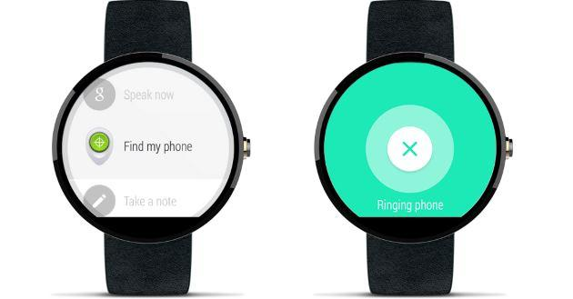 Android Device Manager arriva sugli smartwatch Android Wear