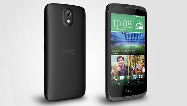 HTC Desire 526G Dual-SIM da oggi in Italia