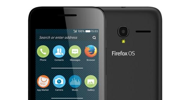 Alcatel Orange Klif con Firefox OS presentato al MWC 2015