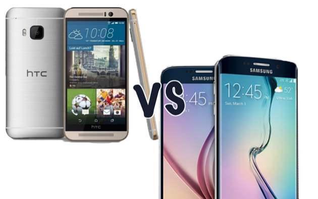 Samsung Galaxy S6 vs HTC One M9, confronto in video tra due top di gamma